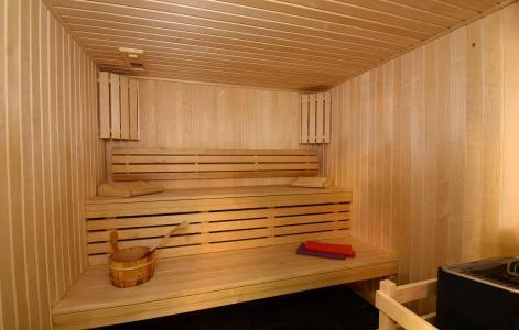 Vacances en montagne Résidence Prestige la Cascade - les Epinettes - Vaujany - Sauna