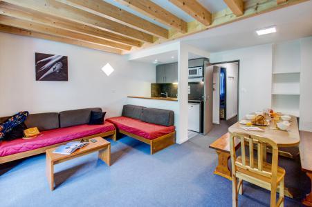 Vacances en montagne Résidence Privilège - Peyragudes - Canapé-lit
