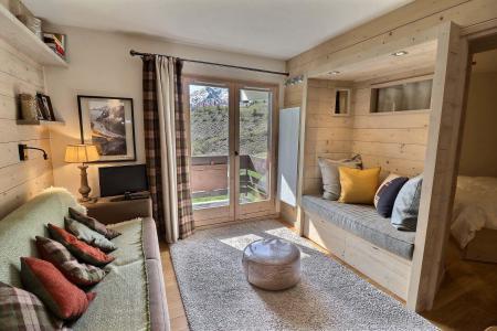 Vacances en montagne Appartement 3 pièces 7 personnes (011) - Résidence Provères - Méribel-Mottaret