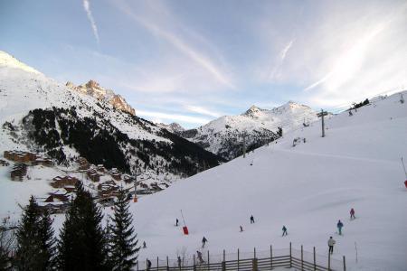 Vacances en montagne Appartement 2 pièces 4 personnes (029) - Résidence Provères - Méribel-Mottaret