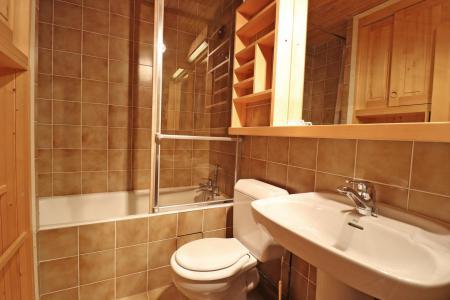 Vacances en montagne Appartement duplex 3 pièces cabine 7 personnes (070) - Résidence Provères - Méribel-Mottaret