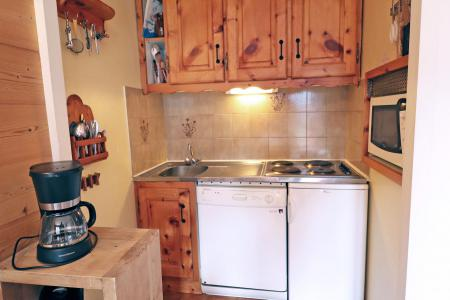 Vacances en montagne Appartement 2 pièces 4 personnes (012) - Résidence Provères - Méribel-Mottaret