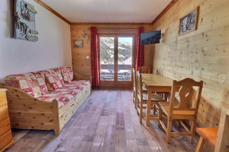 Vacances en montagne Appartement 2 pièces 4 personnes (012) - Résidence Provères - Méribel-Mottaret -