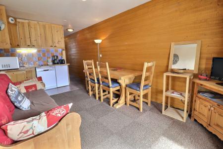 Vacances en montagne Appartement 2 pièces 4 personnes (014) - Résidence Provères - Méribel-Mottaret - Séjour