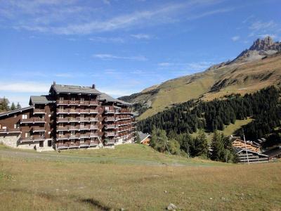 Location au ski Residence Proveres - Mottaret - Extérieur été