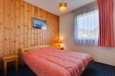 Urlaub in den Bergen 2-Zimmer-Berghütte für 6 Personen - Résidence Quirlies - Les 2 Alpes - Doppelbett
