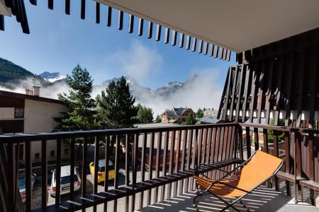 Urlaub in den Bergen 2-Zimmer-Berghütte für 6 Personen - Résidence Quirlies - Les 2 Alpes - Terrasse