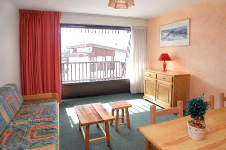 Vacances en montagne Appartement 2 pièces coin montagne 6 personnes - Résidence Quirlies - Les 2 Alpes - Séjour