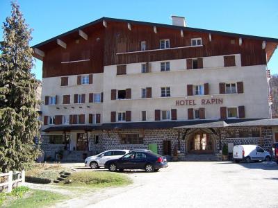Location au ski Résidence Rapin - Valloire - Extérieur été