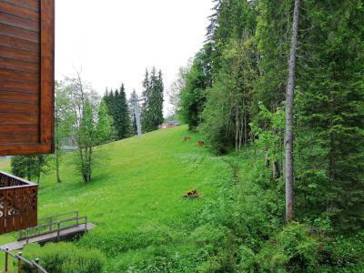Vacances en montagne Appartement 3 pièces 7 personnes (02) - Résidence Refuge de l'Alpage - Morillon - Logement