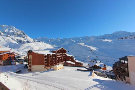 Vacances en montagne Appartement 2 pièces cabine 4 personnes (23) - Résidence Reine Blanche - Val Thorens