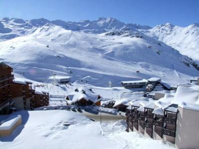 Vacances en montagne Appartement 2 pièces cabine 4 personnes (77) - Résidence Reine Blanche - Val Thorens