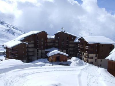 Vacances en montagne Appartement 2 pièces cabine 4 personnes (58) - Résidence Reine Blanche - Val Thorens