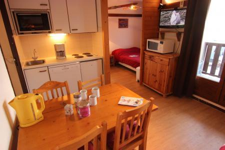 Vacances en montagne Appartement 2 pièces cabine 4 personnes (37) - Résidence Reine Blanche - Val Thorens