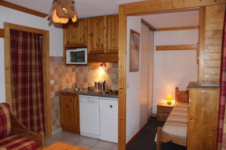 Vacances en montagne Appartement 2 pièces cabine 4 personnes (71) - Résidence Reine Blanche - Val Thorens