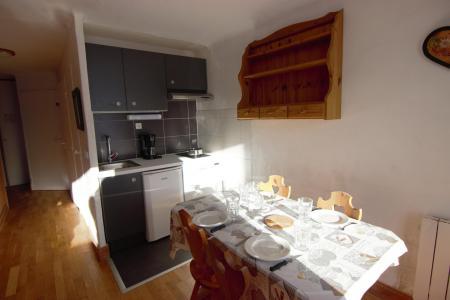 Vacances en montagne Studio cabine 4 personnes (80) - Résidence Reine Blanche - Val Thorens