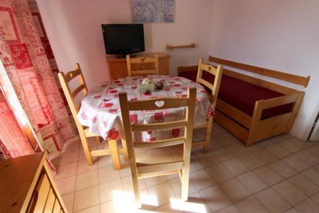 Vacances en montagne Appartement 2 pièces cabine 4 personnes (77) - Résidence Reine Blanche - Val Thorens - Lavabo