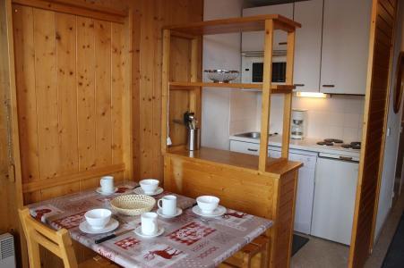Vacances en montagne Studio 3 personnes (67) - Résidence Reine Blanche - Val Thorens - Kitchenette