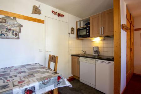 Vacances en montagne Studio cabine 4 personnes (86) - Résidence Reine Blanche - Val Thorens - Douche