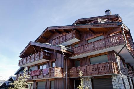 Vacances en montagne Résidence Roc - Courchevel - Extérieur été