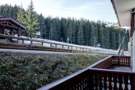 Vacances en montagne Appartement 2 pièces coin montagne 5 personnes (18) - Résidence Roc - Courchevel - Extérieur été