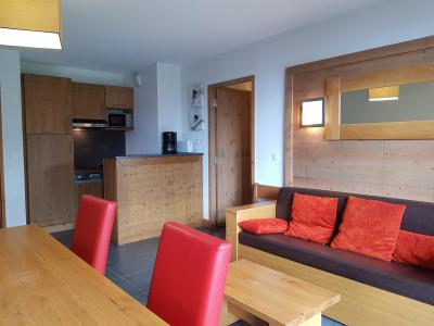 Holiday in mountain resort 3 room apartment sleeping corner 8 people (254) - Résidence Roc Belle Face C - Les Arcs