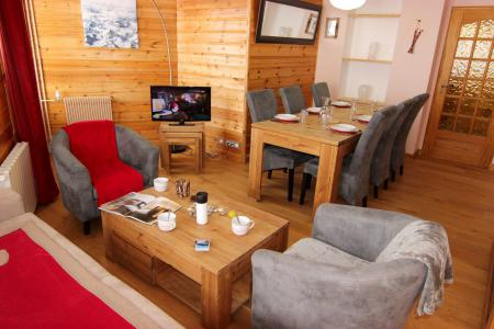 Vacances en montagne Appartement 5 pièces 8 personnes (A17) - Résidence Roc de Péclet - Val Thorens