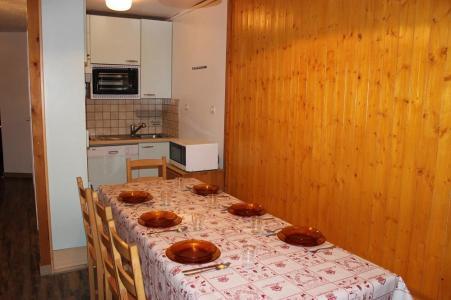 Vacances en montagne Appartement 2 pièces 6 personnes (B24) - Résidence Roc de Péclet - Val Thorens - Salle de bains