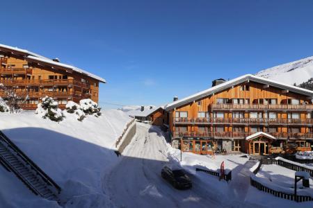 Vacances en montagne Studio 4 personnes (030) - Résidence Roc de Tougne - Méribel-Mottaret