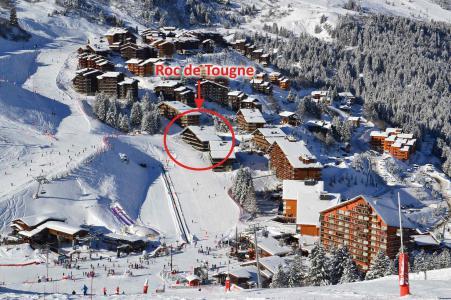 Location au ski Residence Roc De Tougne - Mottaret - Extérieur été
