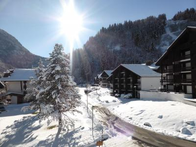 Holiday in mountain resort 3 room apartment 6 people (D75/R571) - Résidence Rochasset - Les Contamines-Montjoie