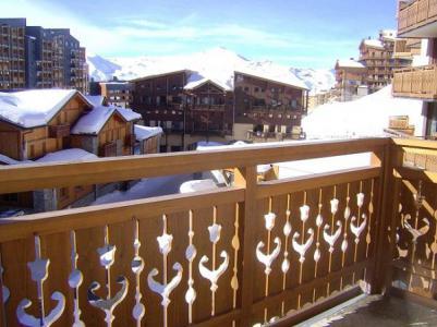 Vacances en montagne Studio 4 personnes (103) - Résidence Roche Blanche - Val Thorens