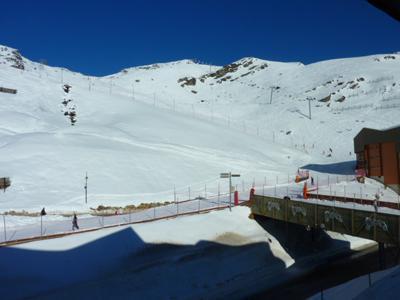 Vacances en montagne Studio 2 personnes (156) - Résidence Roche Blanche - Val Thorens