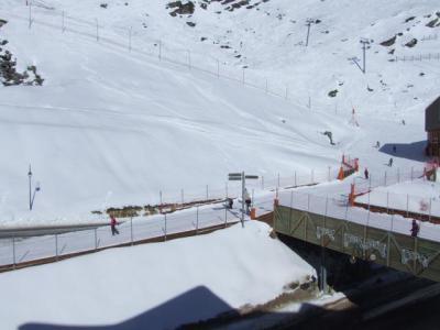 Vacances en montagne Studio 2 personnes (171) - Résidence Roche Blanche - Val Thorens