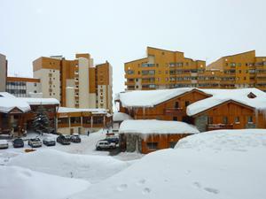 Vacances en montagne Studio 4 personnes (84) - Résidence Roche Blanche - Val Thorens