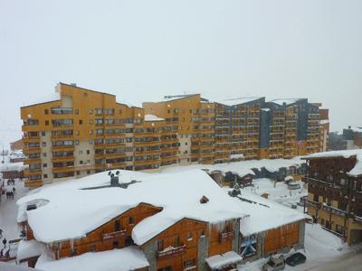 Vacances en montagne Appartement 2 pièces mezzanine 6 personnes (75) - Résidence Roche Blanche - Val Thorens