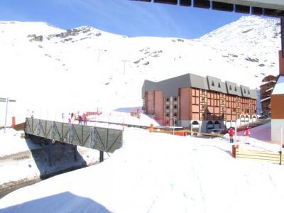 Vacances en montagne Studio 2 personnes (143) - Résidence Roche Blanche - Val Thorens