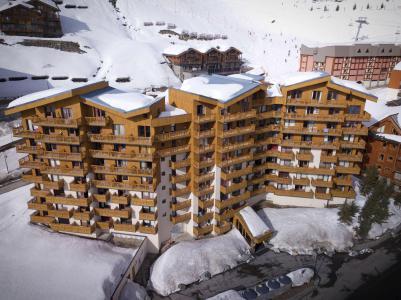 Vacances en montagne Résidence Roche Blanche - Val Thorens