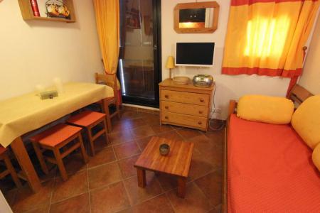 Vacances en montagne Studio 2 personnes (124) - Résidence Roche Blanche - Val Thorens - Lavabo