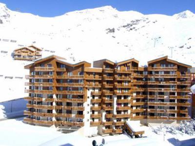 Vacances en montagne Studio 3 personnes (60) - Résidence Roche Blanche - Val Thorens - Micro-ondes