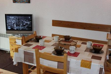 Vacances en montagne Studio 4 personnes (84) - Résidence Roche Blanche - Val Thorens - Lavabo