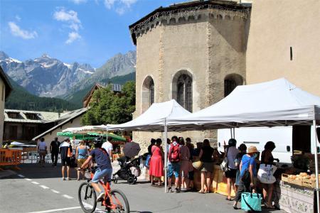 Vacances en montagne Studio coin montagne 4 personnes (007) - Résidence Roche Colombe - Serre Chevalier