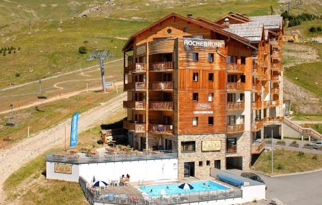 Rent in ski resort Résidence Rochebrune - Orcières Merlette 1850 - Summer outside