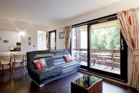 Vacances en montagne Studio coin montagne 4 personnes (B11) - Résidence Roseland - Brides Les Bains