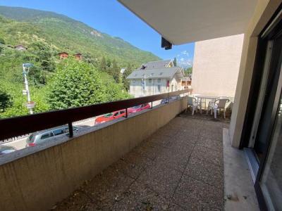 Vacances en montagne Studio 2 personnes (RDA15) - Résidence Roseland - Brides Les Bains