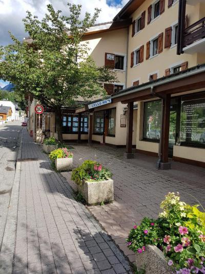 Vacances en montagne Résidence Roseland - Brides Les Bains