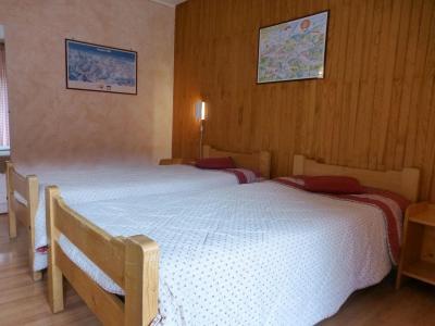 Vacances en montagne Studio 2 personnes (205) - Résidence Royal - Brides Les Bains