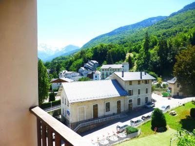 Location au ski Studio 2 personnes (302) - Résidence Royal - Brides Les Bains - Extérieur été