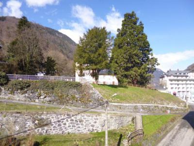 Location au ski Studio 2 personnes (215) - Résidence Royal - Brides Les Bains - Extérieur été