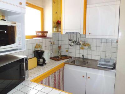 Vacances en montagne Appartement 2 pièces 4 personnes (401) - Résidence Royal - Brides Les Bains - Kitchenette